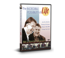Get the DVD, The Incredible Possibility of Life